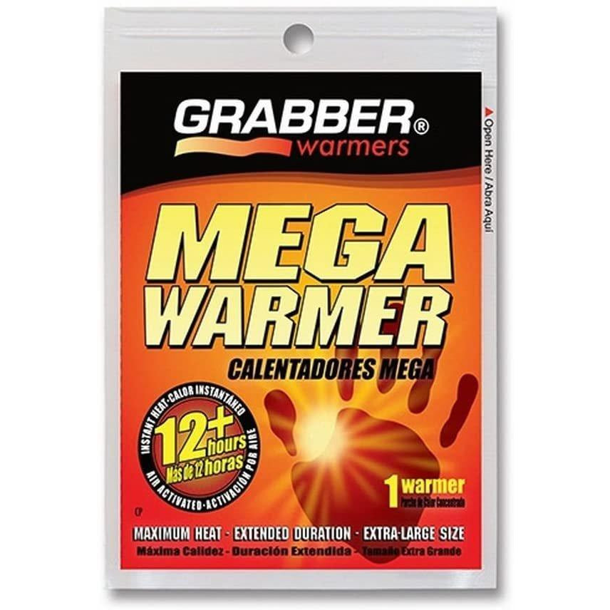 Grabber Warmers MWES 12 Pack 12+ Hour Mega Warmer