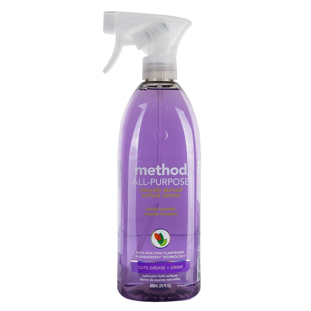 Method All Purpose Natural Surface Cleaning Spray - 28 oz - French Lavender