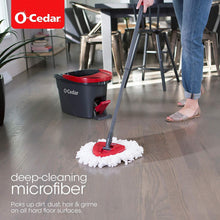Load image into Gallery viewer, O-Cedar EasyWring Spin Mop Refill