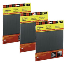 Load image into Gallery viewer, 600 Wet-Or-Dry Sandpaper 5Pk