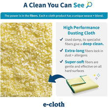 Load image into Gallery viewer, E-Cloth High Performance Microfiber Dusting & Cleaning Cloth