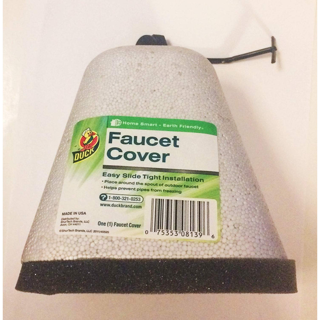 STYROFOAM FAUCET COVER by DUCK MfrPartNo 280468