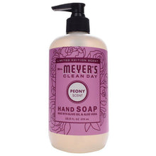 Load image into Gallery viewer, Limited Edition Scent Mrs. Meyer's Clean Day - PEONY Scent Hand Soap 12.5oz - 2-PACK