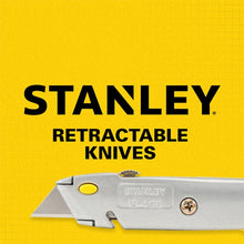 Load image into Gallery viewer, Stanley 10-499 QuickChange Retractable Utility Knife