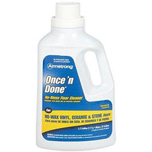 Load image into Gallery viewer, Armstrong 330806 Armstrong Once 'N Done Cleaner Concentrate, 1/2 Gallon (64OZ) - 2 Pack,Multicolor