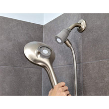 Load image into Gallery viewer, Moen 26112SRN Engage Hand Held Shower Head with Magnetix, Spot Resist Brushed Nickel