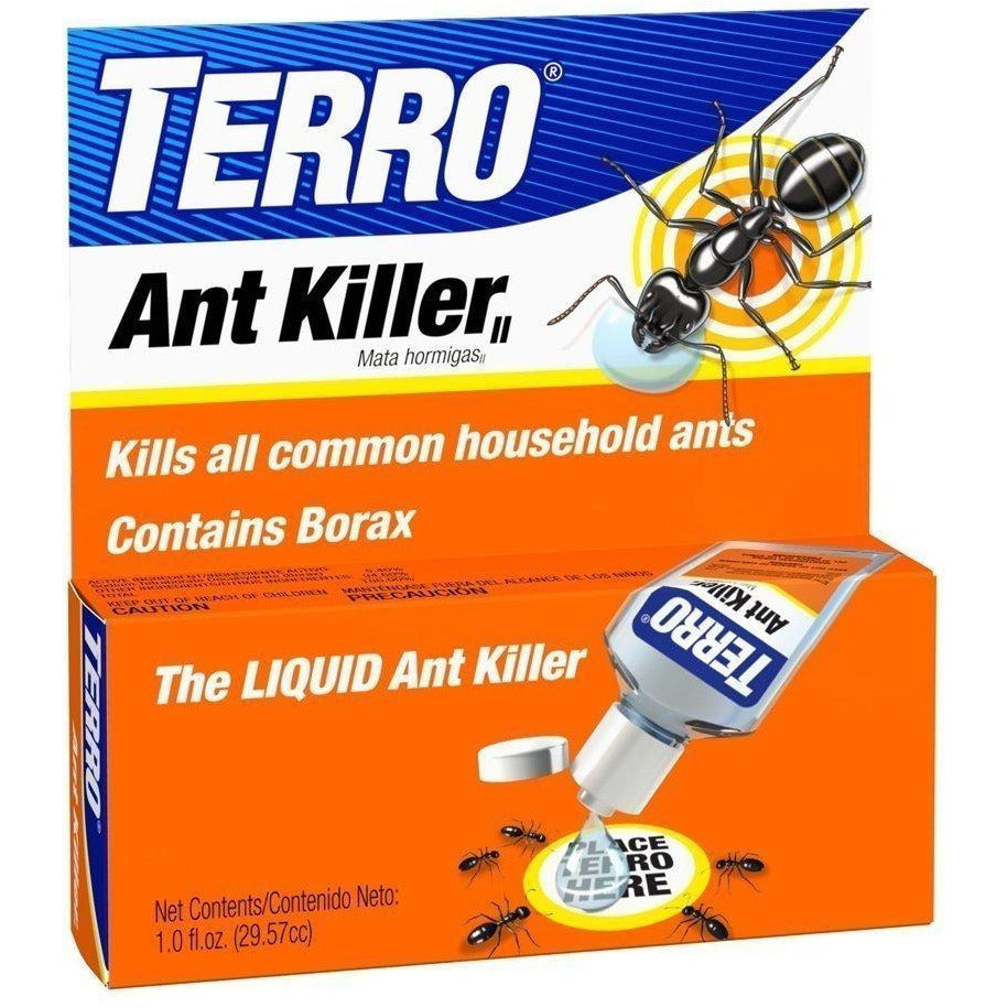 TERRO 1 oz Liquid Ant Killer ll T100 pack of 2