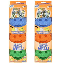 Load image into Gallery viewer, Scrub Daddy Colors 3pk