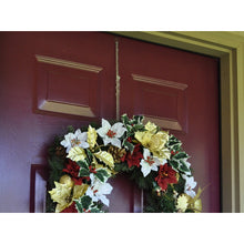 Load image into Gallery viewer, Adams Christmas 9220-99-1740 Adjustable Wreath Holder/Hook