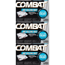 Load image into Gallery viewer, Combat 023400459018 Ant Killing Bait Stations, 6 Count (3 Pack)