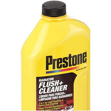 Load image into Gallery viewer, Prestone AS105 Radiator Flush and Cleaner - 22 oz. - 2 Pack