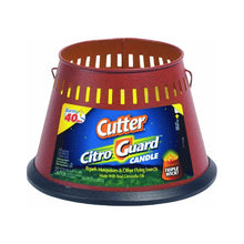 Load image into Gallery viewer, Cutter HG-95784 CitroGuard 20-Ounce Insect Repellent Triple Wick Candle