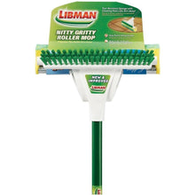 Load image into Gallery viewer, Libman Nitty Gritty Roller Mop With 2 Extra Mop Head Refill