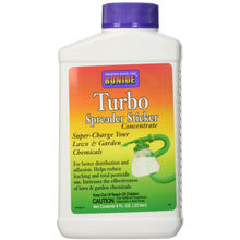 Load image into Gallery viewer, Bonide 097 Turbo Spreader Sticker 8 oz.
