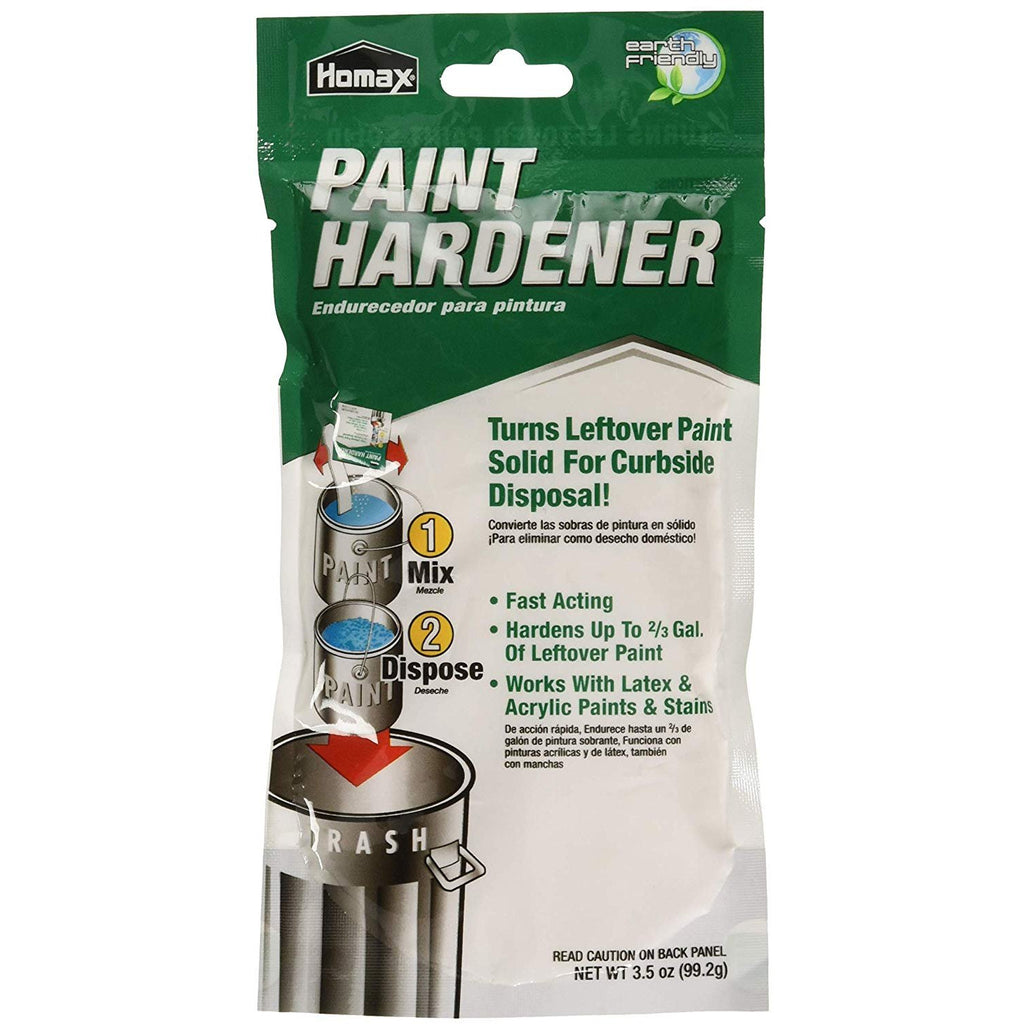 Waste Away Paint Hardener, 12 pack
