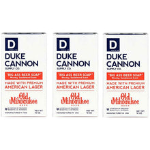 Load image into Gallery viewer, Duke Cannon Big Ass Beer Soap, 10 Ounce
