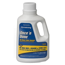 Load image into Gallery viewer, Armstrong 330806 Armstrong Once 'N Done Cleaner Concentrate, 1/2 Gallon(64OZ)