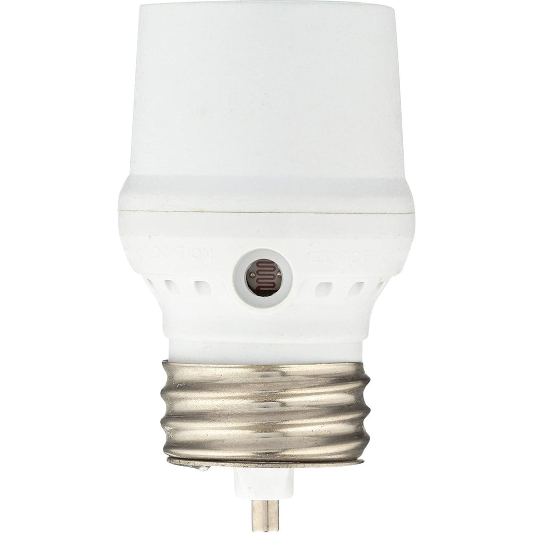 Westek SLC5BCW-4 Outdoor/Indoor Dusk to Dawn Light Control for CFL/LED Bulbs