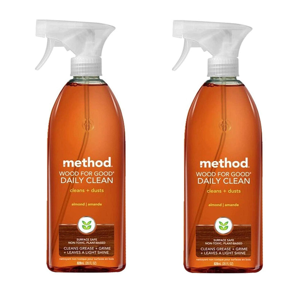 Method All-Purpose Cleaner, Clementine - 28 oz - 2 pk