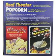 Load image into Gallery viewer, Wabash Valley Farms Real Theater Popping Kits