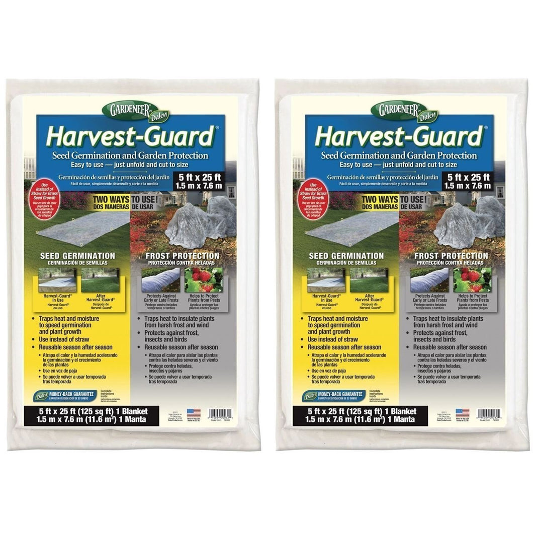 Dalen HG25 25' X 5' Harvest Guard Row Cover