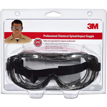 Load image into Gallery viewer, 3M 91264-80025 Chemical Splash/Impact Goggle, 1-Pack