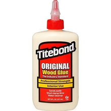 Load image into Gallery viewer, Titebond 5063 Original Wood Glue, 8-Ounces, 4 PACK