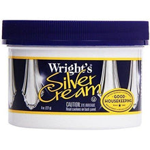 Load image into Gallery viewer, Wright's Silver Cream Polish, 8 Oz  (Pack of 2)