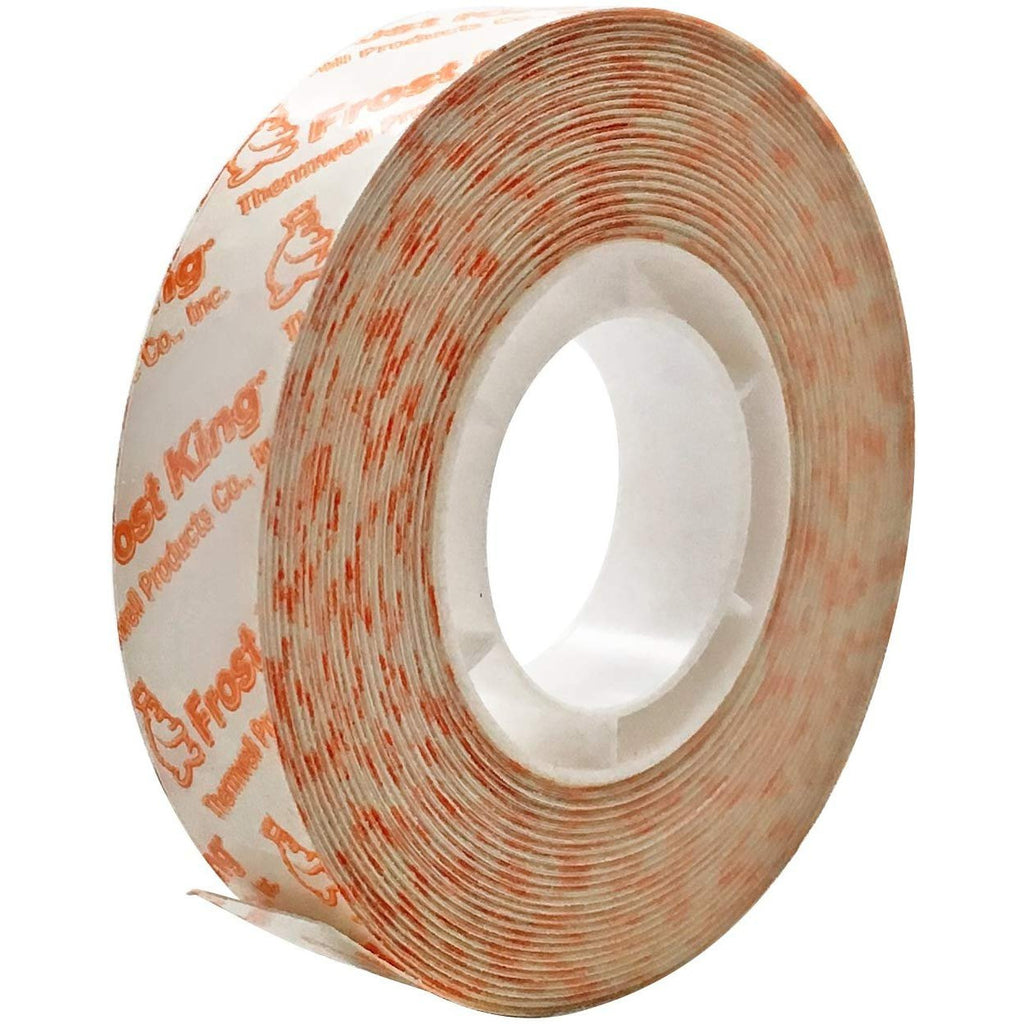 Double Face Mounting Tape, 1/2x54' - For 3 Windows