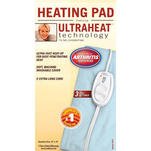 Load image into Gallery viewer, Sunbeam Heating Pad for Pain Relief