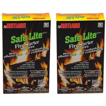 Load image into Gallery viewer, Rutland Products Safe Lite Fire Starter Squares, 24 Squares