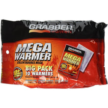 Load image into Gallery viewer, Grabber Warmers MWES10 12-Hour Hand Warmers, 10-Pack