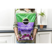 Load image into Gallery viewer, Miracle-Gro African Violet Potting Mix, 8 qt.