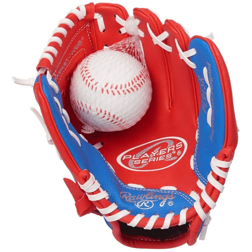 Authentic Baseball Shop New 2015 Rawlings T-Ball Glove (Ages 6 & Below) Available in Right or Left