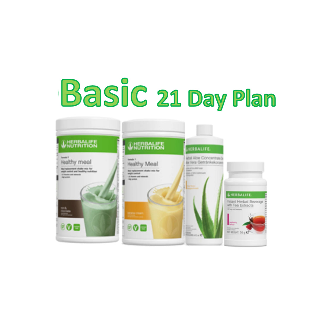 New Basic 21 Day Plan