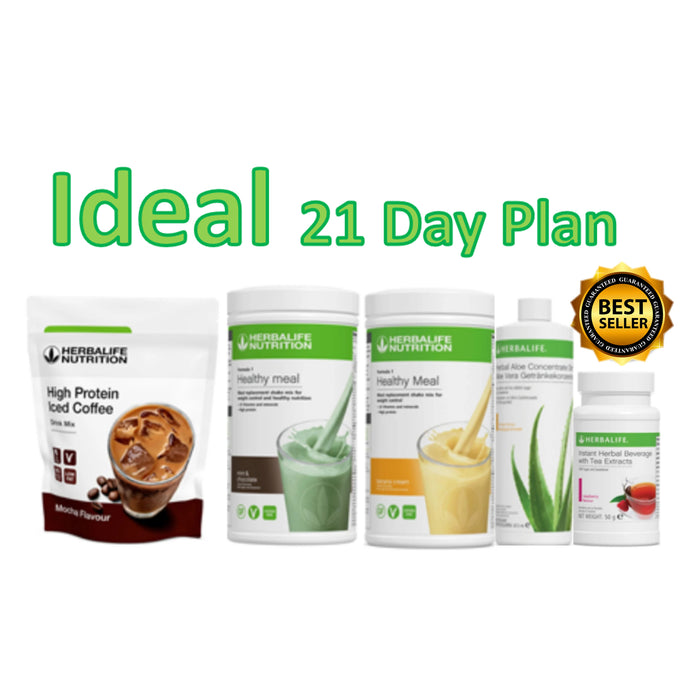 New Ideal 21 Day Plan