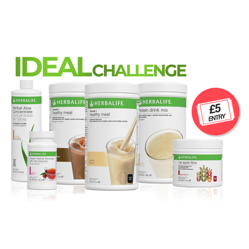 Ideal Challenge Package