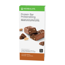 Load image into Gallery viewer, Protein Bars Chocolate Peanut