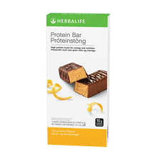 Load image into Gallery viewer, Protein Bars Citrus Lemon