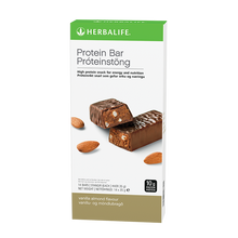 Load image into Gallery viewer, Protein Bars Vanilla Almond