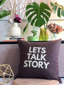 Let's Talk Story