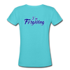 Women's Fatherless V-Neck T-Shirt I'm Forgiving - The Fatherless Store
