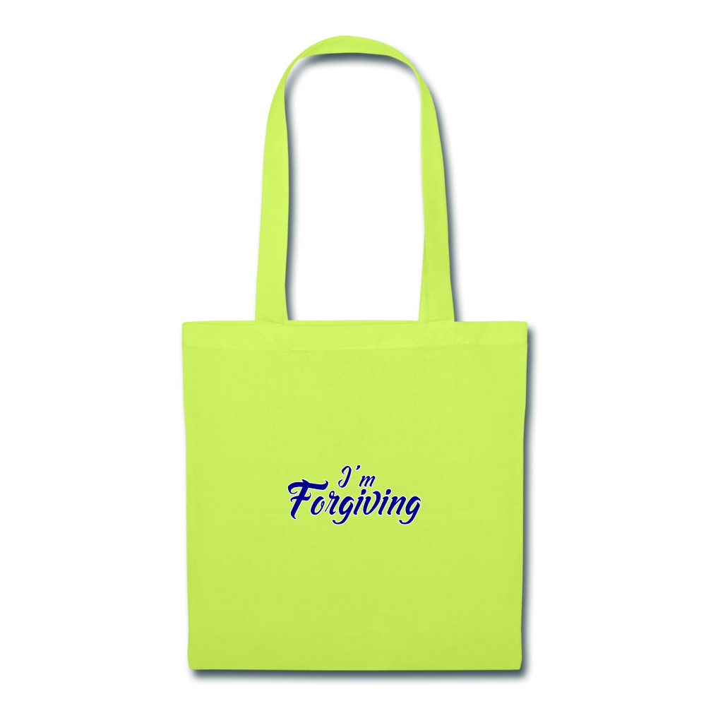 Fatherless Tote Bag I'm Forgiving - The Fatherless Store