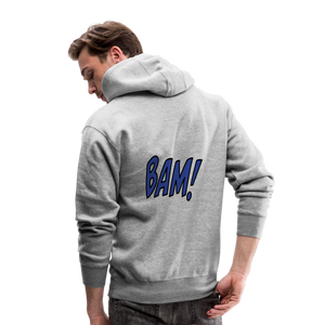 Fatherless Men's Heavyweight Premium Hoodie (BAM!) - The Fatherless Store
