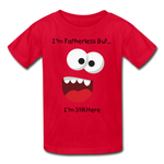 Kids' T-Shirt - The Fatherless Store