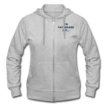 Gildan Heavy Blend Women's Zip Hoodie - The Fatherless Store