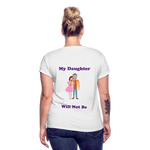 Fatherless Women's Relaxed Fit T-Shirt - The Fatherless Store