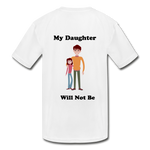 Kids' Moisture Wicking Performance T-Shirt - The Fatherless Store