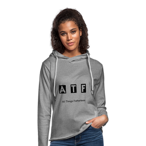 Unisex Lightweight Terry Hoodie - The Fatherless Store