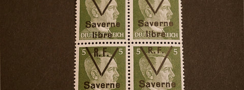 Hitler Post Stamps